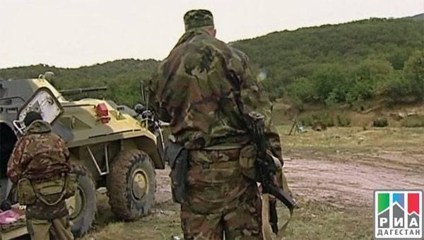 Об итогах контртеррористической операции в селении Новый Параул (Дагестан)