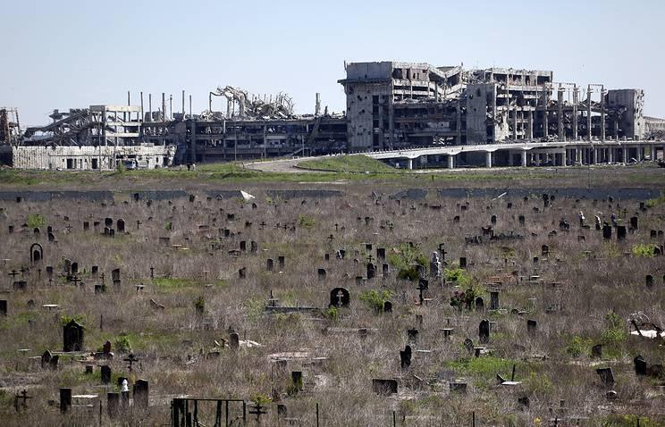 ООН: количество мирных жителей, погибших в Донбассе в июне, стало рекордным с августа 2015-го