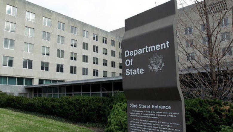 Госдеп ответил на инцидент у американского посольства в Москве высылкой из США двух российских дипломатов