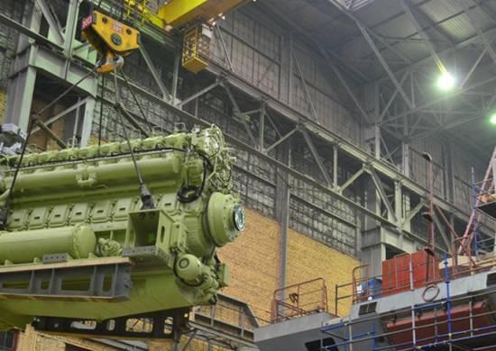 Главком ВМФ лично проверил ход строительства надводных кораблей на ряде предприятий ОПК