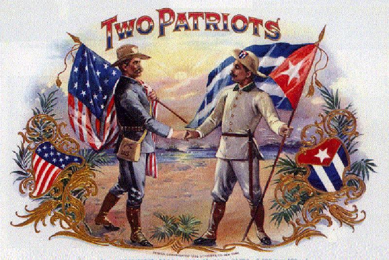 Колониализм по-американски. Испано-американская война и сражение при Сантьяго