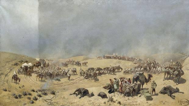 Русские пришли: рабство в Хиве отменяется