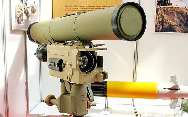 Ливанский посол заявил о желании Бейрута приобрести российскую бронетехнику, артиллерию, ПТРК и вертолёты