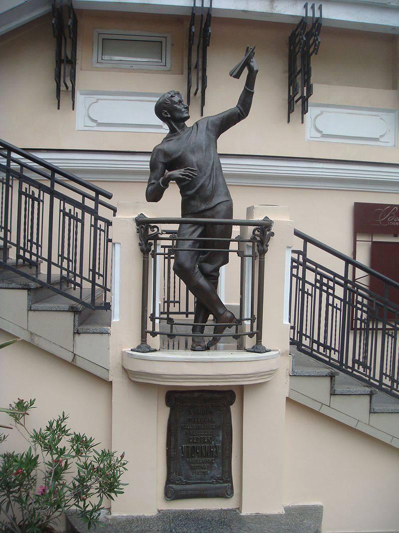 140 лет назад родился легендарный российский спортсмен и воздухоплаватель Сергей Исаевич Уточкин