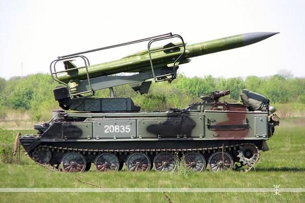Сербские зенитчики едут в Россию