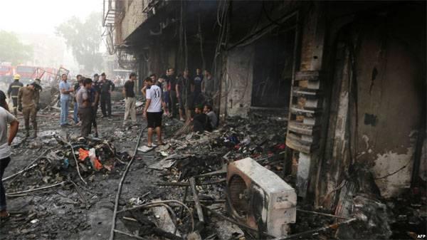В Багдаде снова неспокойно