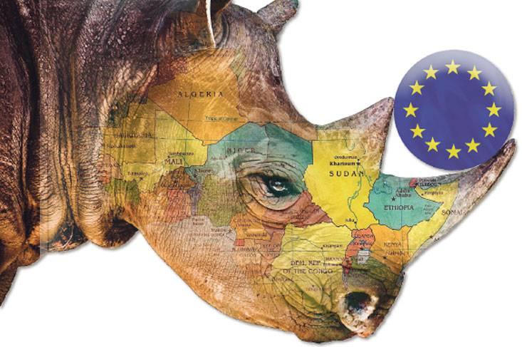 Злой рог Европы