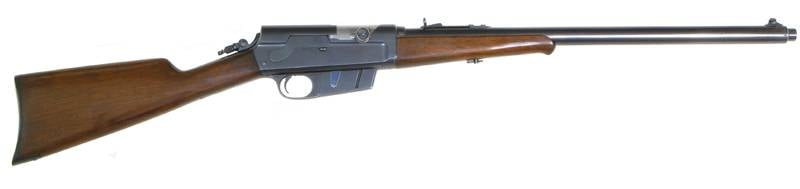 Самозарядная винтовка Remington Autoloading Rifle / Model 8 (США)