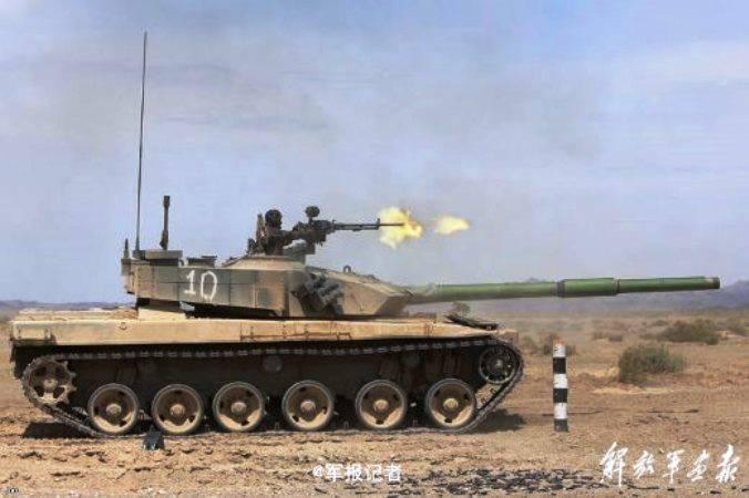 Белорусы привезут на танковый биатлон улучшенные Т-72