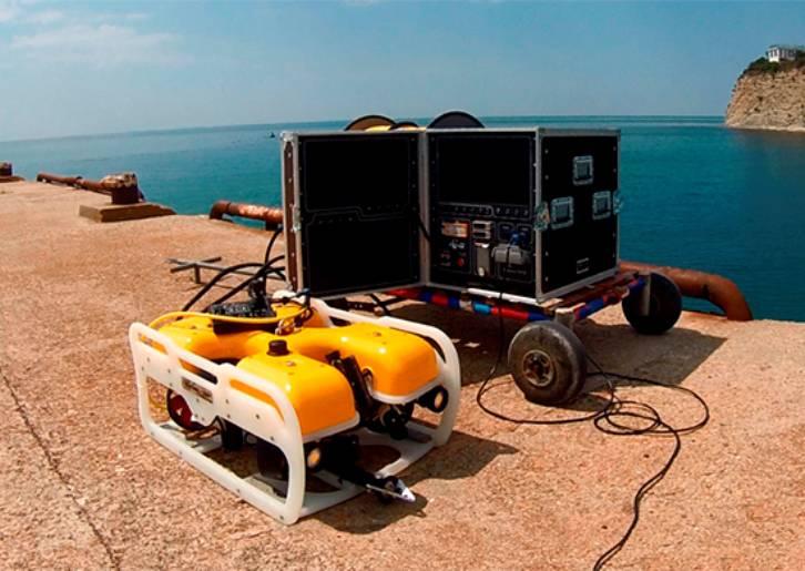 ВМФ РФ получит телеуправляемые подводные беспилотники «Марлин-350»