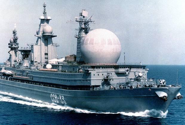 Атомные надводные