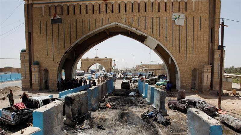 Взрывы в Багдаде гремят с интервалом уже в несколько часов