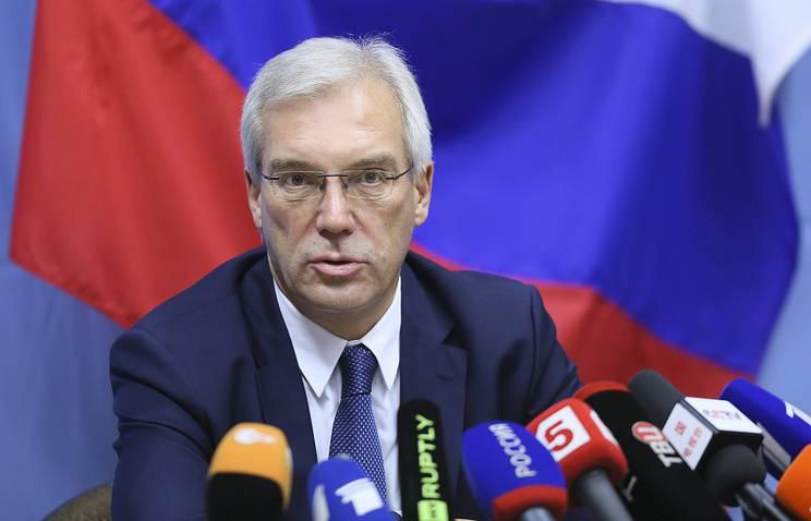 Грушко: никакой военной активности РФ в Донбассе нет