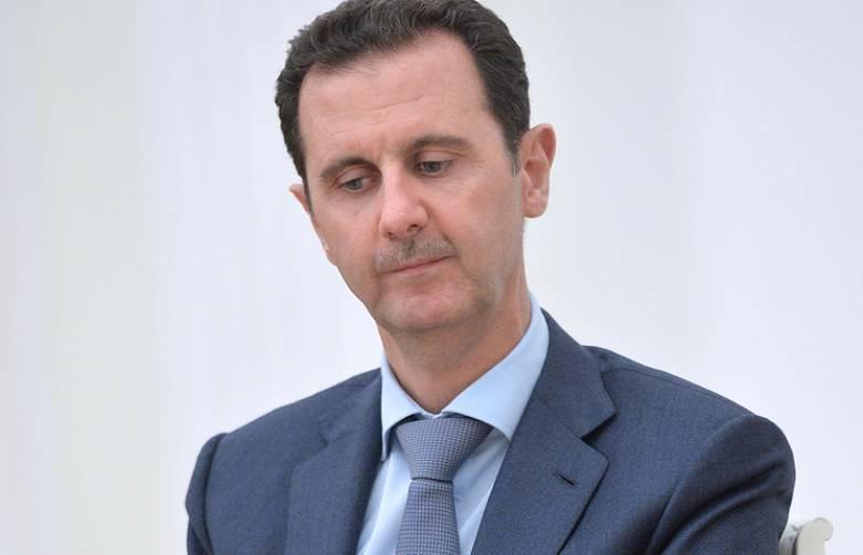 Асад: удары западной коалиции в Сирии бесполезны, перелом в войне произошёл только благодаря России
