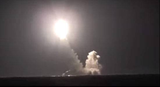 ГКЦ им.Макеева ведёт разработку перспективной баллистической ракеты
