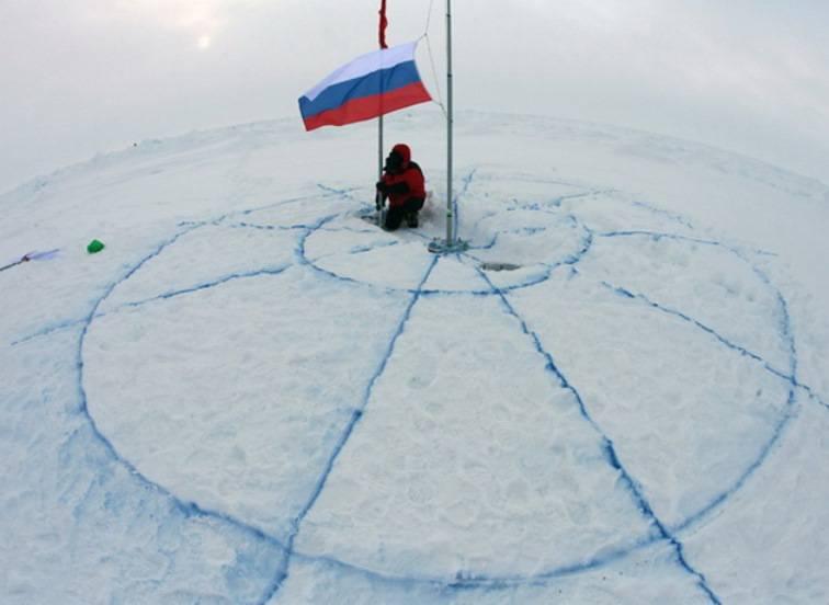 Пентагон заметил дополнительные усилия России по «наращиванию военной мощи» в Арктике