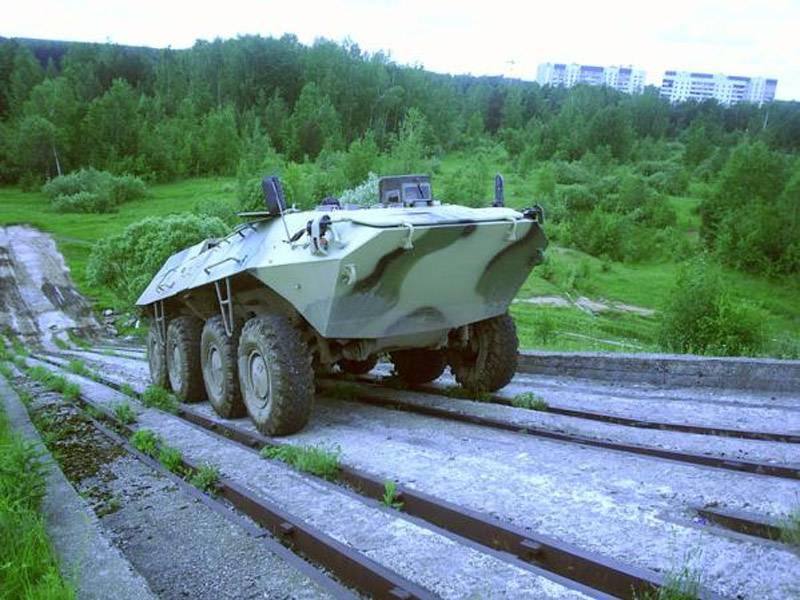 "News project blindata con una centrale ibrida ""Krymsk"""