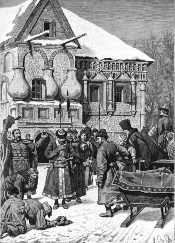 Как началось польское вторжение. Завершение освобождения Москвы армией Скопина-Шуйского: битва на Каринском поле и под Дмитровом
