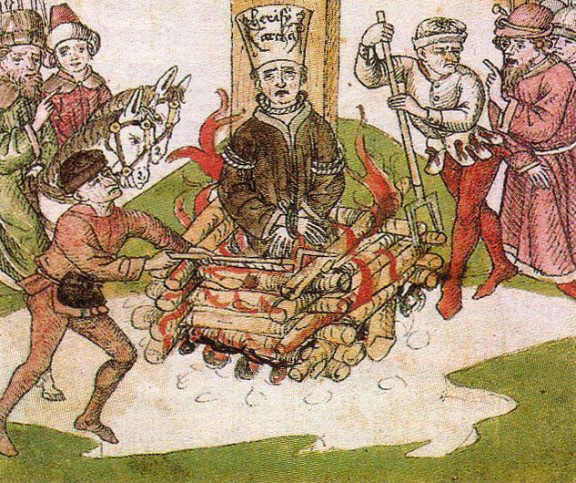 Крестоносцы против гуситов