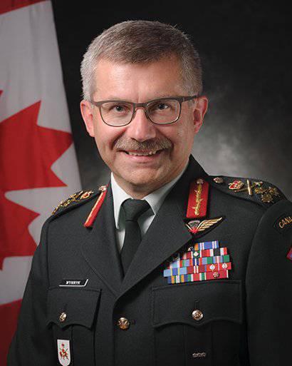 Украинский посол в Оттаве: На пост командующего Сухопутными войсками Канады назначен украинец