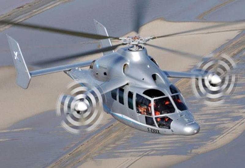Жажда скорости: проекты перспективных скоростных вертолетов
