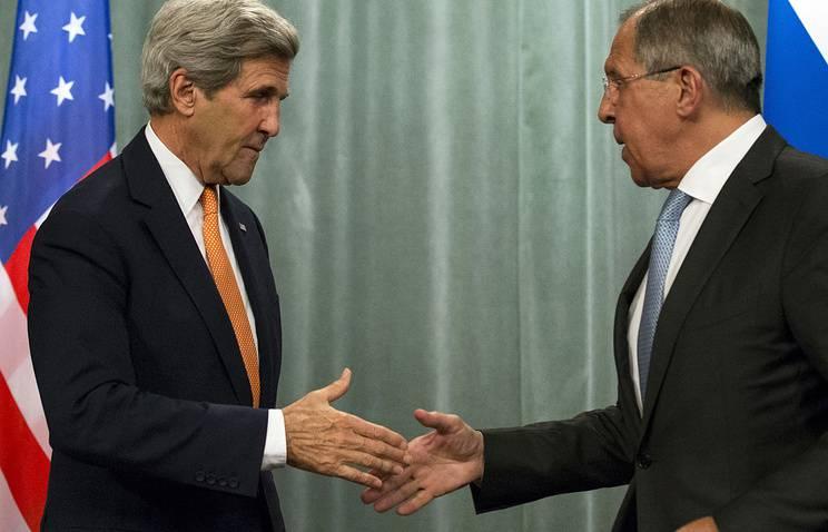 Керри: Россия и США договорились о конкретных шагах по урегулированию сирийского кризиса