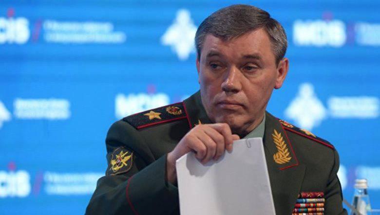 Герасимов: недостатки российской техники, выявленные в ходе операции в Сирии, должны быть устранены до конца года
