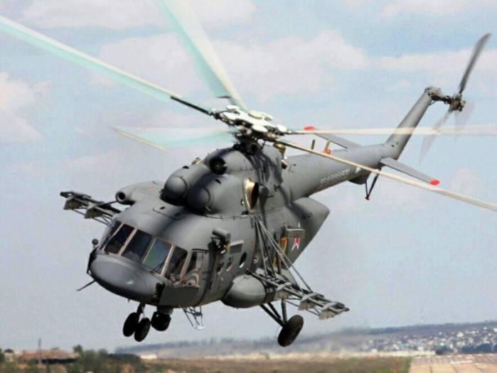«Вертолёты России» досрочно передали в войска партию Ми-8АМТШ