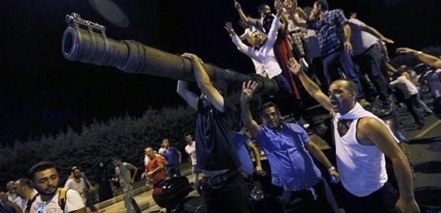 Путч как проверка турецкой армии. Экспертное мнение