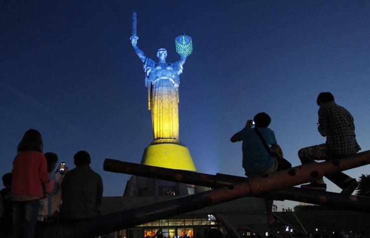 Корни украинской власти