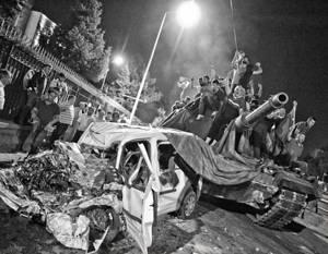 Тайная полиция султана прозевала «серых подполковников»
