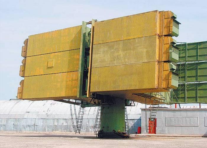 Проект комплекса противоракетной обороны С-225 «Азов»