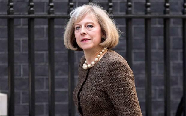 Британский премьер заявила, что видит угрозу со стороны России и КНДР