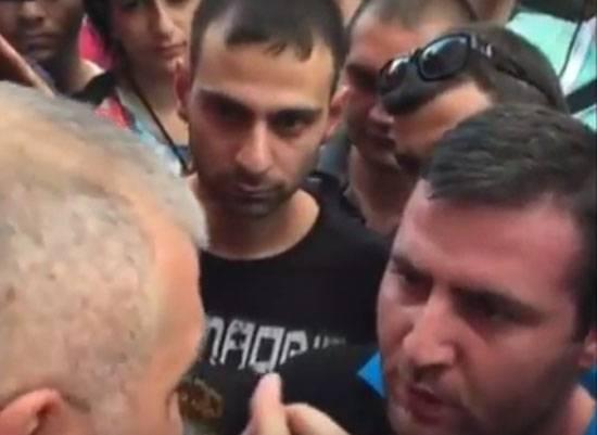 Армянские оппозиционеры провели митинг в поддержку боевиков