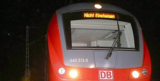 """""""Топорный"""" террорист атаковал пассажиров поезда в Германии"""