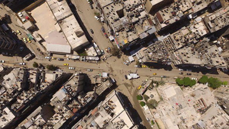 В Сирии испытаны российские БЛА на водородном топливе