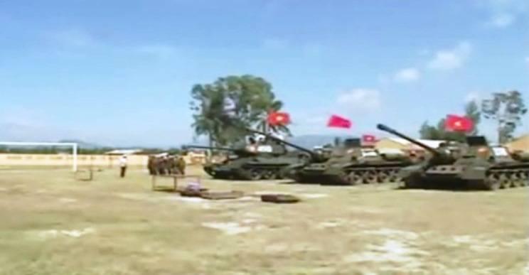 В ожидании Т-90, вьетнамцы продолжают эксплуатировать Т-34 и Су-100