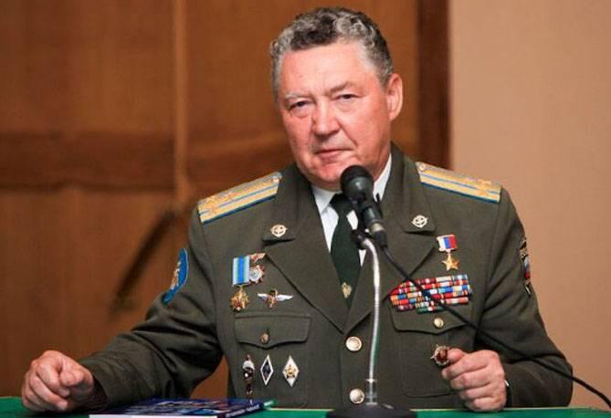 Ушёл из жизни Герой России полковник Александр Маргелов