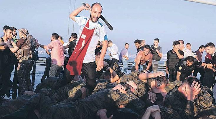 Турецкие «декабристы»