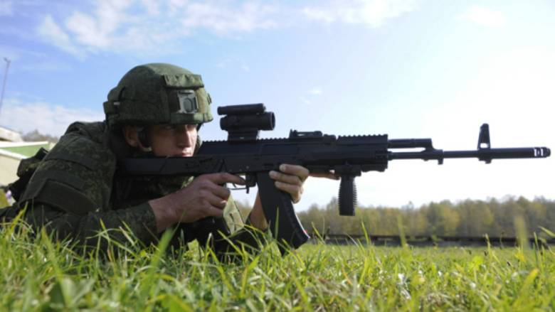 Rostec: Ak-12 tests are still ongoing