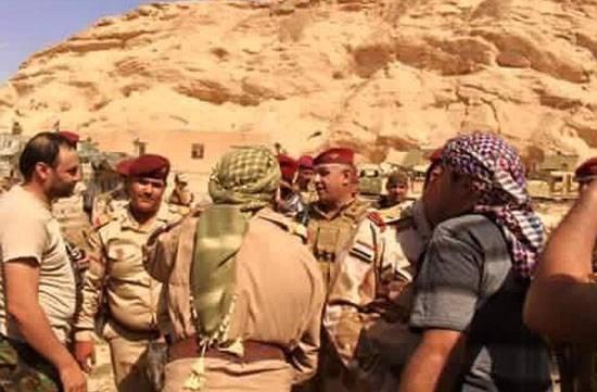 """Coalizão americana completa treinamento """"antiterrorista"""" para 600 militares iraquianos"""