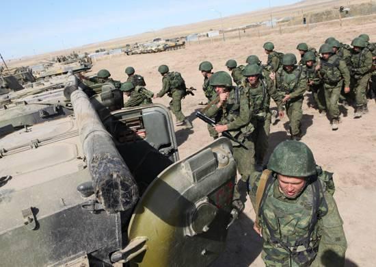 Soldados da base russa no Tajiquistão são alertados