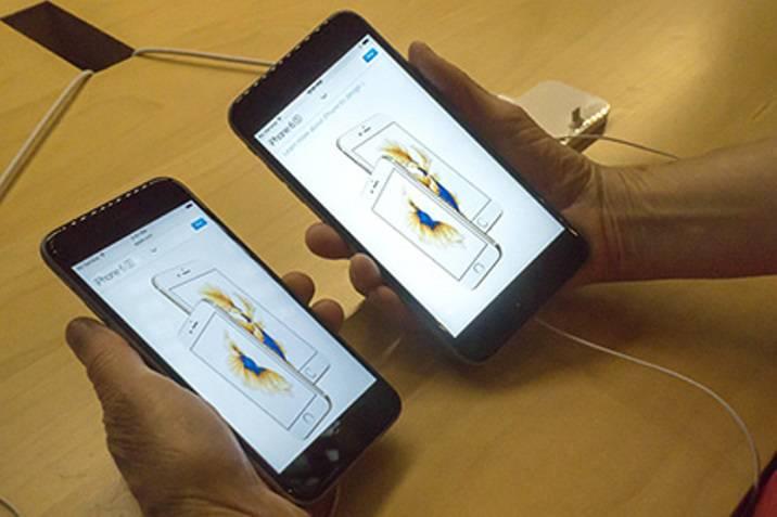 अमेरिकी विशेष बलों ने iPhone 6S के पक्ष में सैमसंग स्मार्टफोन छोड़ दिए