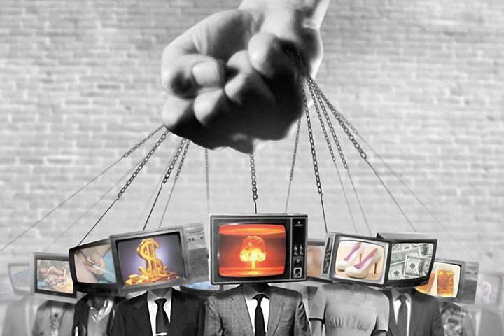 정보 전쟁의 기초 - 현대적인 대규모 현상의 사례