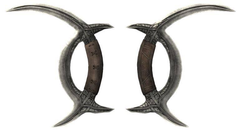 동쪽의 주먹 무기 중 가장 특이한 종류의 5