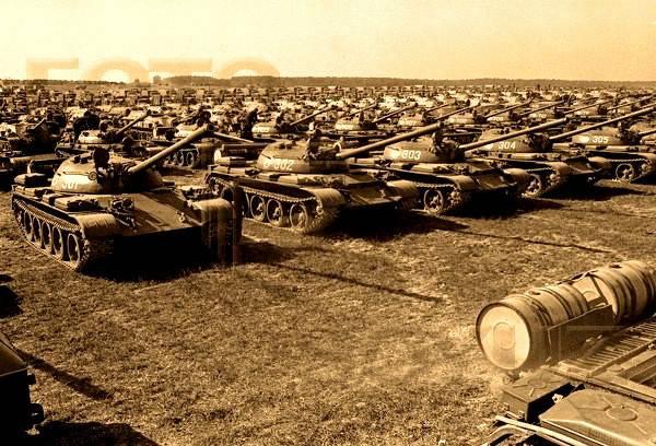 युद्ध के बाद की अवधि में रणनीतिक आक्रामक संचालन के राष्ट्रीय सिद्धांत का विकास