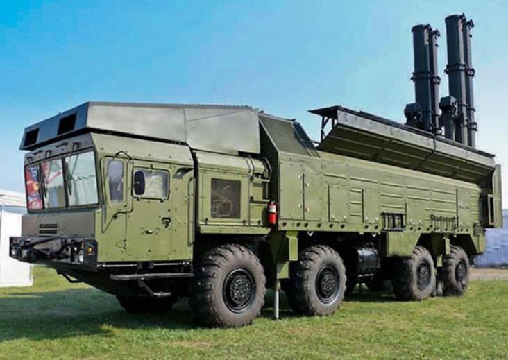 """In Primorye, for the first time, live firing from the """"Bastion"""" BRK"""
