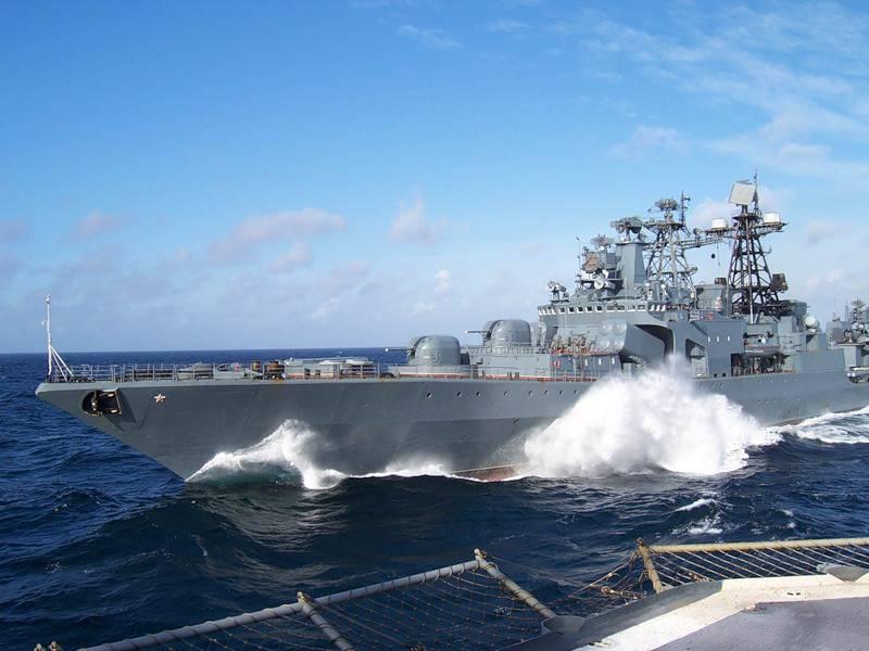 Exercício com participação de mais de 100 navios e submarinos foi realizado na Frota Norte