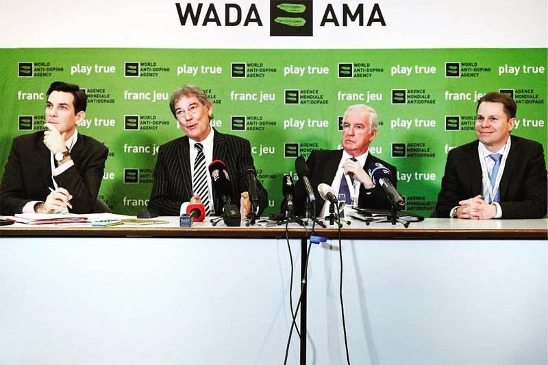 WADA enttäuscht ...