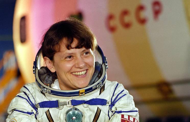 25 juillet 1984 - la première sortie dans l'espace d'une femme